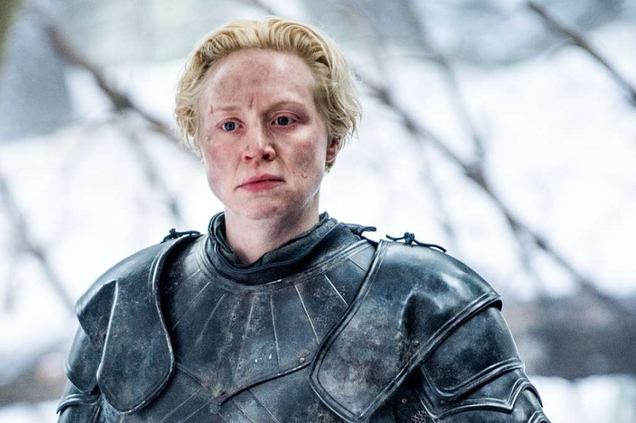 Here's why <em>Game of Thrones</em>'s Gwendoline Christie submitted her own damn self for an Emmy after HBO didn't