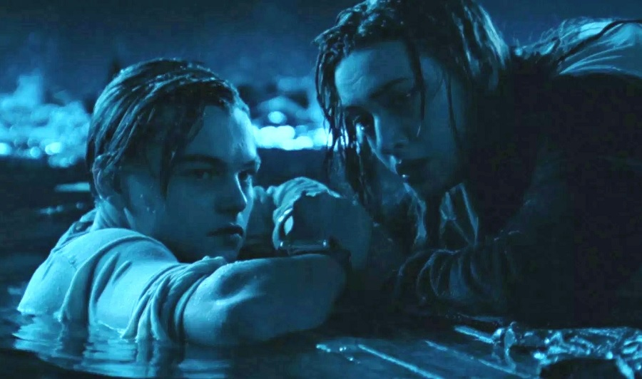 Everything you know about the <em>Titanic</em> door scene is a lie
