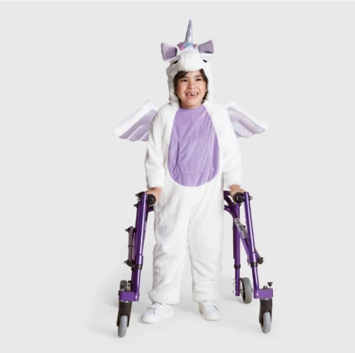 Target to Stock Special Halloween Costumes for Kids With Disabilities