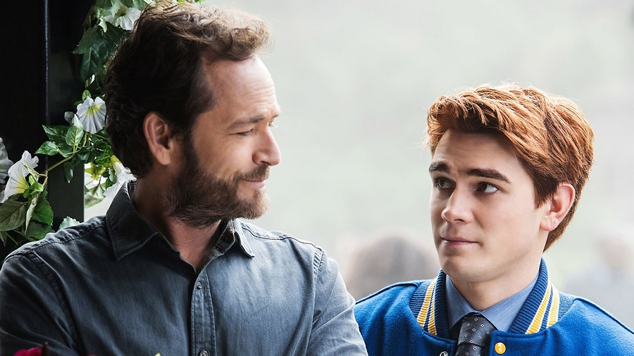 This <em>90210</em> co-star will join <em>Riverdale</em> for its Luke Perry tribute episode