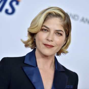 Selma Blair opened up about how her horse motivates her to keep fighting MS