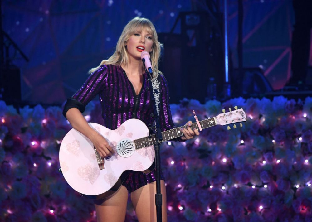 "Why it's so meaningful that Taylor Swift's new song ""The Archer"" is track 5 on <em>Lover</em>"
