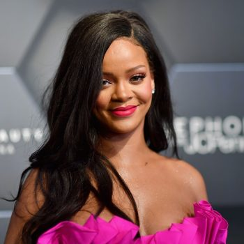 Rihanna just found her mini-me lookalike, and it's legit jaw-dropping