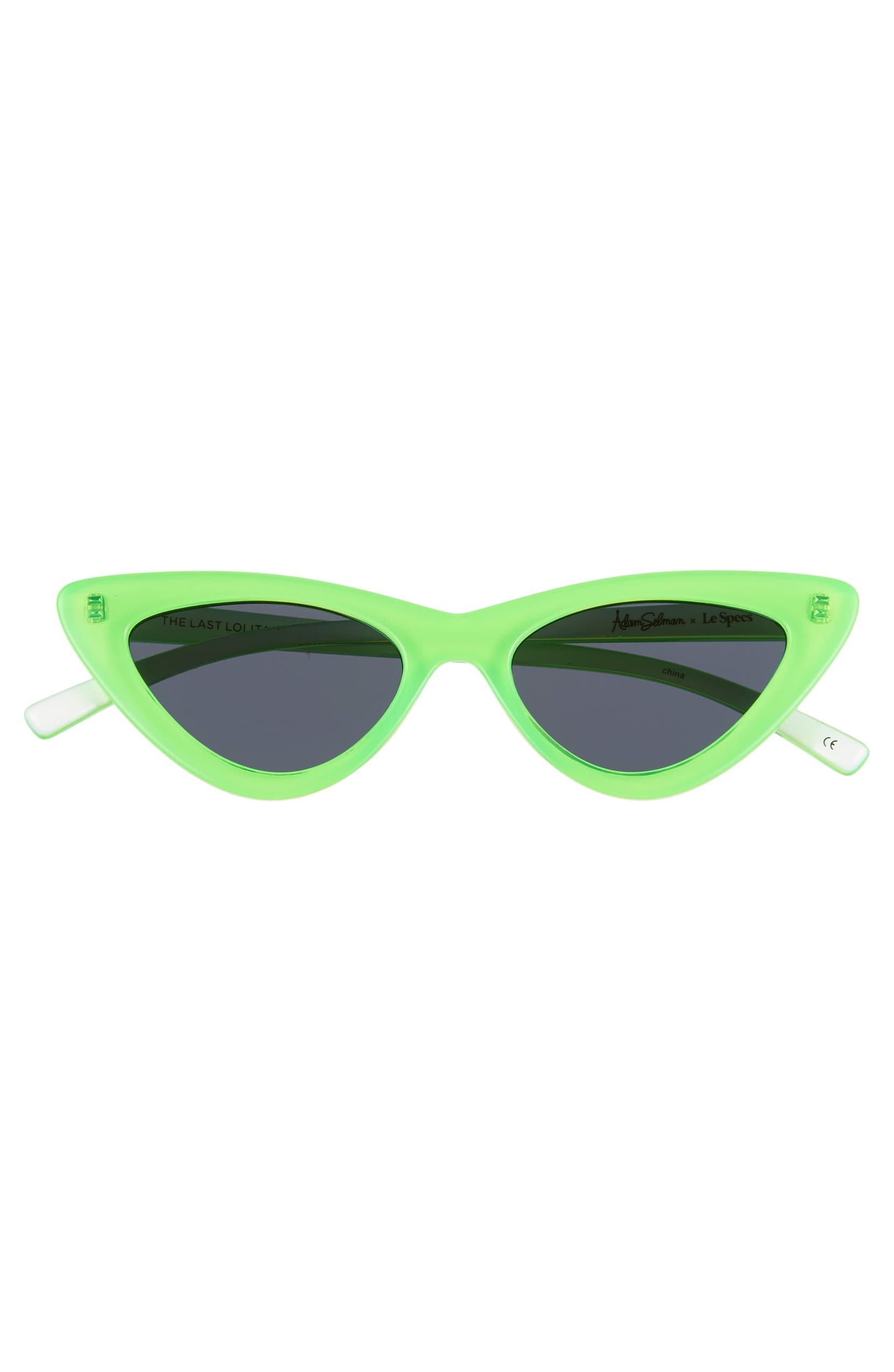 Adam Selman cat-eye sunglasses