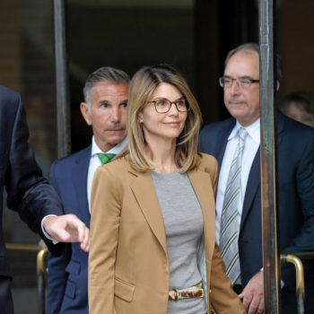 The college admissions scandal is getting the Lifetime movie treatment, because everyone loves a good grift
