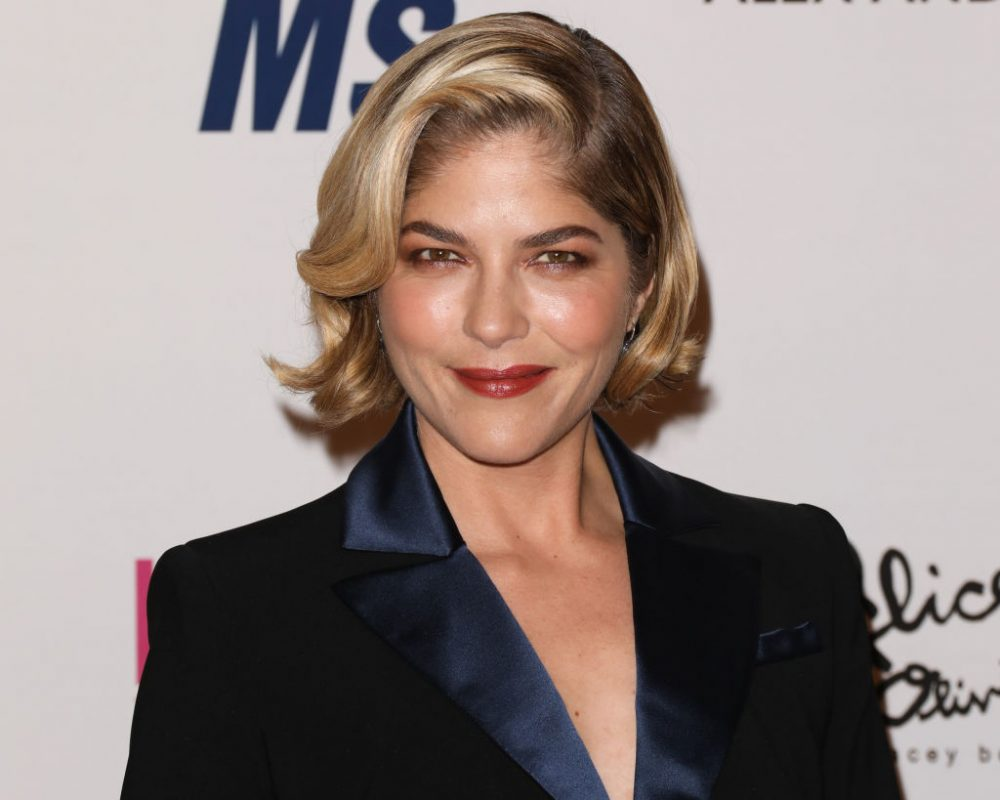 Selma Blair debuted her shaved head on Instagram and shared an update on her MS treatment