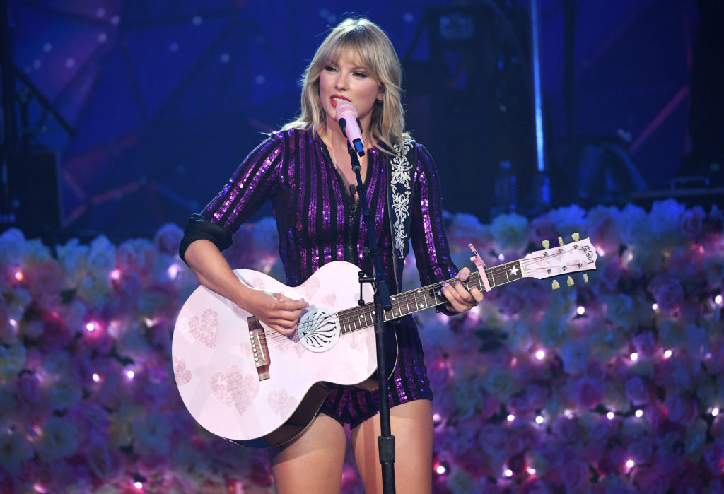 The Teen Choice Awards created a brand new award just for Taylor Swift, and we are not calm