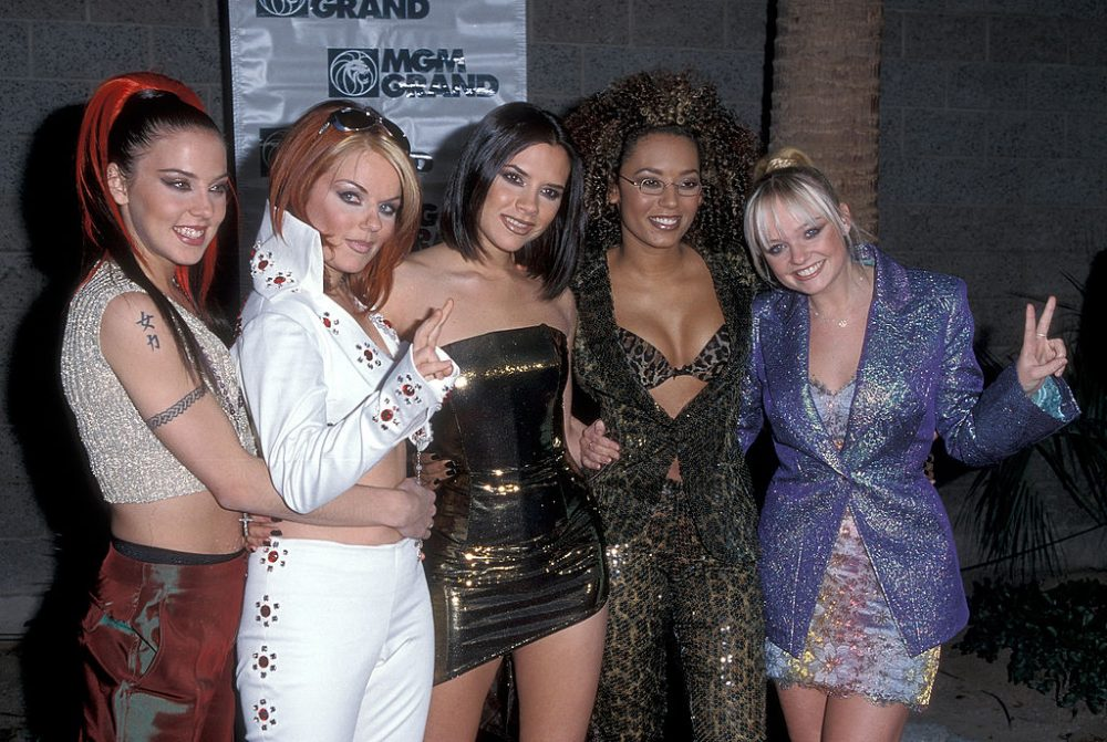 Posh Spice might be returning to the Spice Girls, and just say you'll be there, VB
