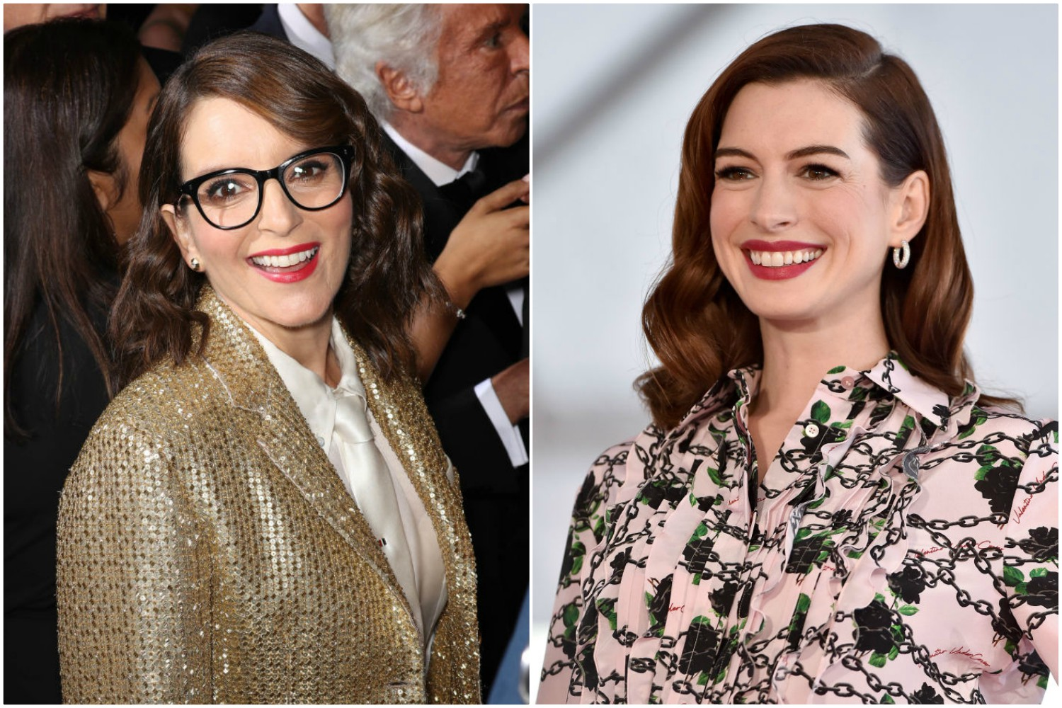 The trailer for Tina Fey and Anne Hathaway's new rom-com series will make you emotional AF