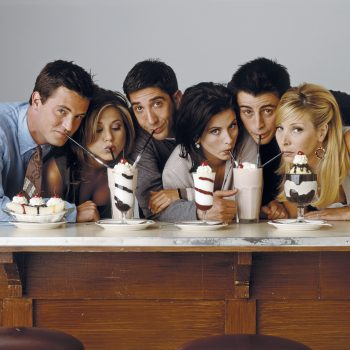 "The biggest <em>Friends</em> pop-up yet is coming to New York City, and you can recreate the ""pivot"" scene"