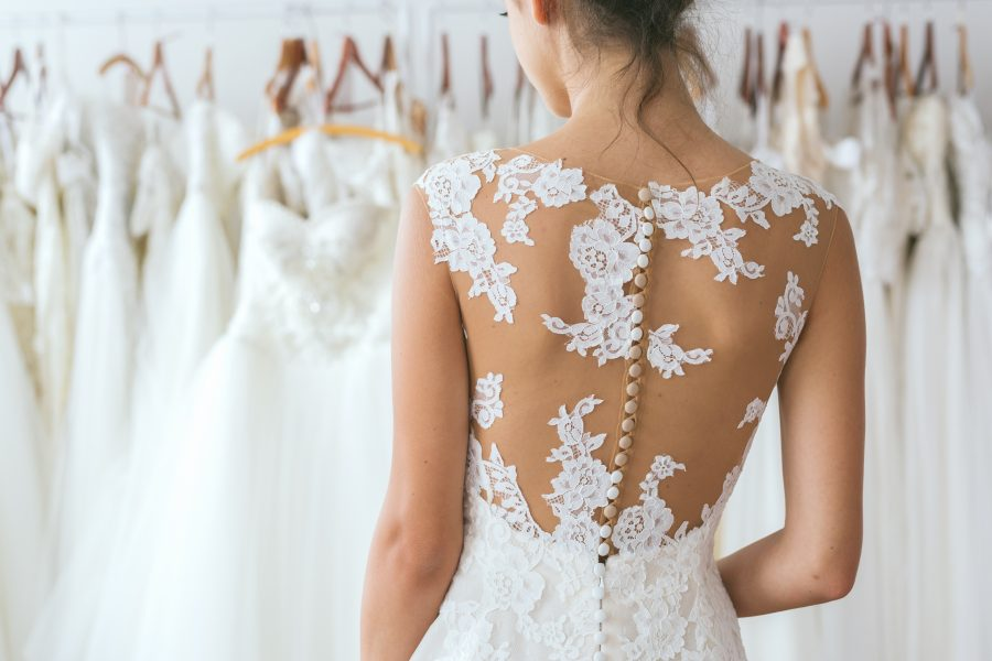 "13 wedding dresses with pockets so you can scream, ""It's got pockets!"" on your big day"
