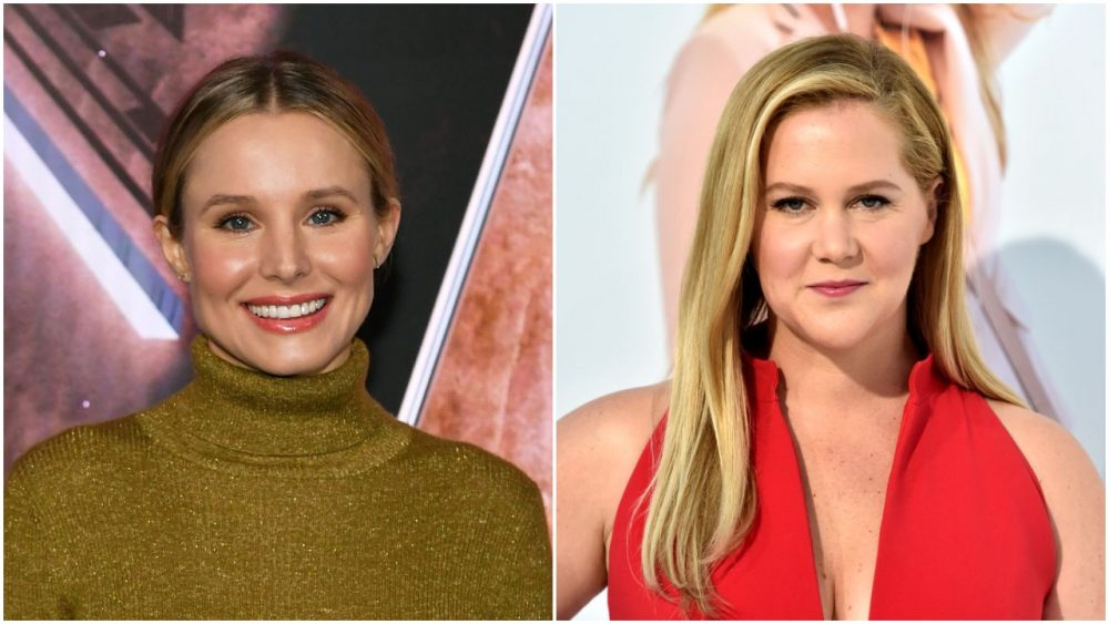 Kristen Bell, Amy Schumer, and so many other celebs are teaming up to help reunite families separated at the border