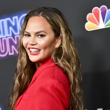 Chrissy Teigen got mom-shamed again, and honestly, this is just exhausting