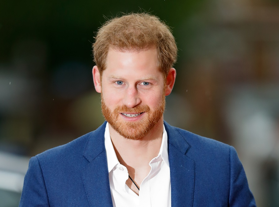 Prince Harry speaks out about racism in Meghan Markle's <em>British Vogue</em> issue