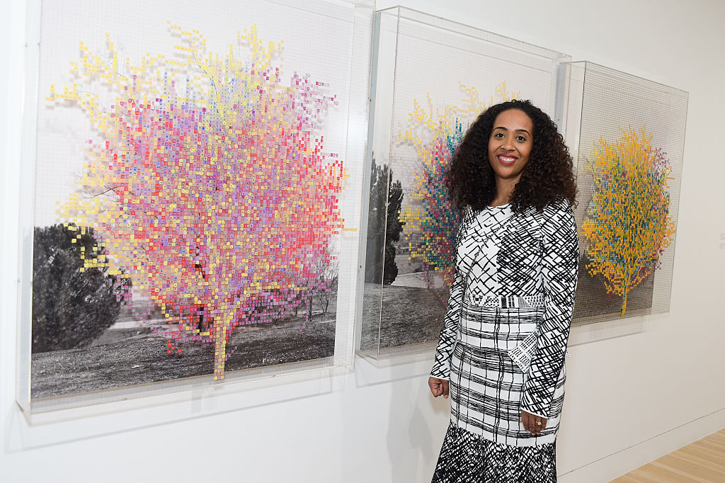 Naima J. Keith at Hammer Museum