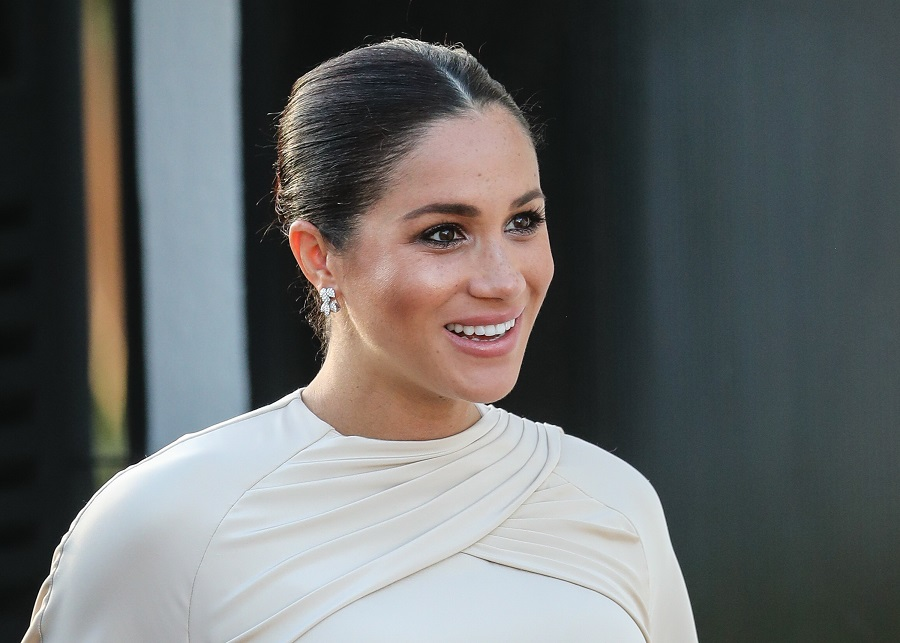 Meghan Markle just shared never-before-seen photos of her pregnancy with Baby Archie