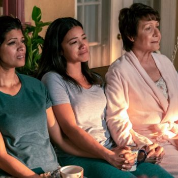 Gina Rodriguez posted her goodbye to <em>Jane the Virgin</em>, and BRB, we need a minute