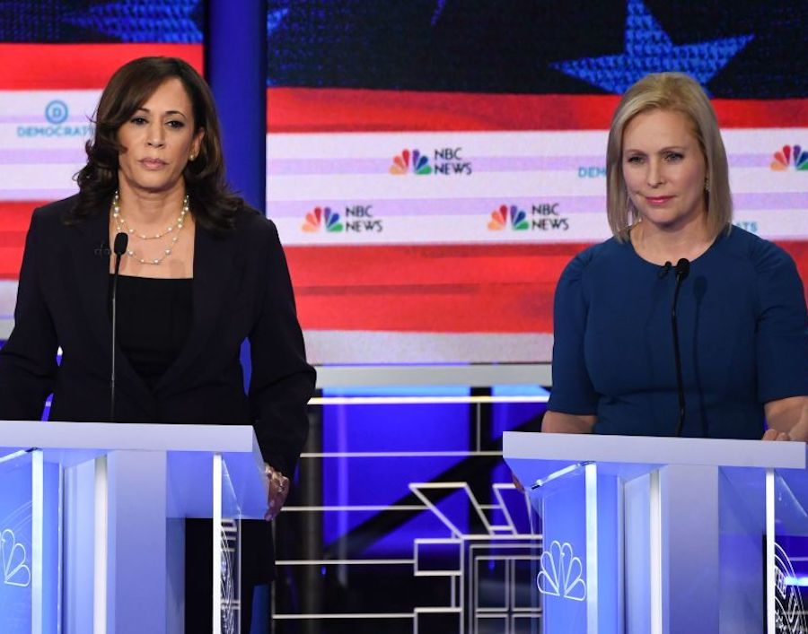 During the debates, Kamala Harris and Kirsten Gillibrand showed what solidarity between women looks like
