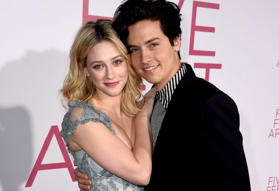 Lili Reinhart and Cole Sprouse are fully making out on Instagram, so yeah, they're probably still together