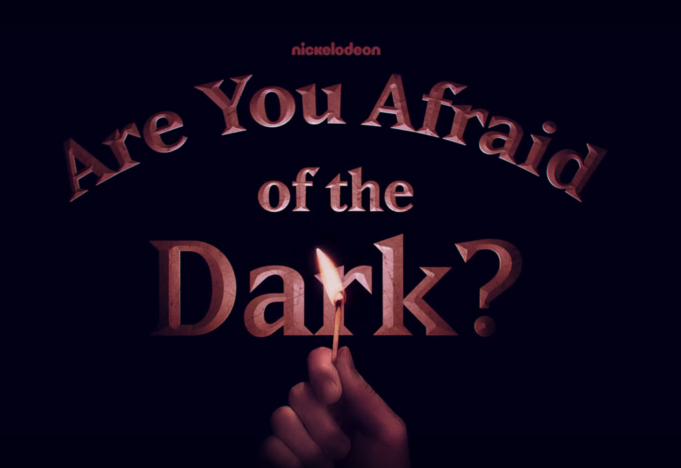 Submitted for the approval of the Midnight Society: the first teaser for the <em>Are You Afraid of the Dark?</em> reboot