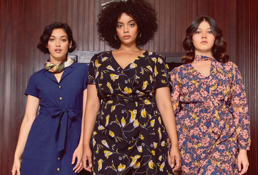 Modcloth's new fall collection has us channeling our inner '70s boss lady, and we're into it