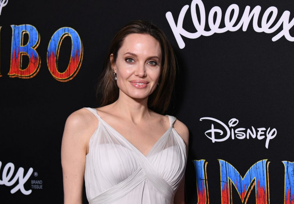 "Angelina Jolie penned a powerful essay about why we need more ""wicked women,"" and we're so on board"