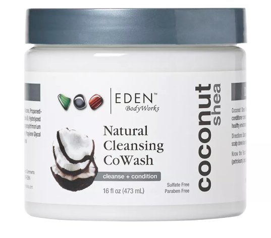 Eden Bodyworks Coconut Shea Natural Cleansing Co-Wash
