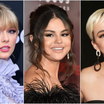 Here's why everyone thinks Taylor Swift's <em>Lover</em> will have a Selena Gomez and Katy Perry collab