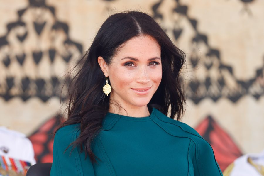 We NEED Meghan Markle's affordable jumpsuit from <em>British Vogue's</em> photo shoot