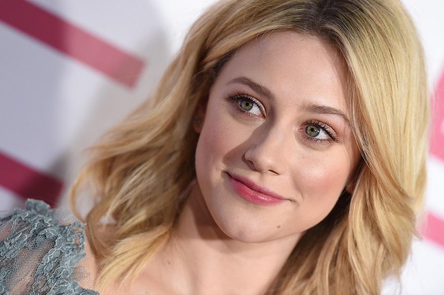 Lili Reinhart showed off her natural curls on Instagram, and OMG, they're gorgeous