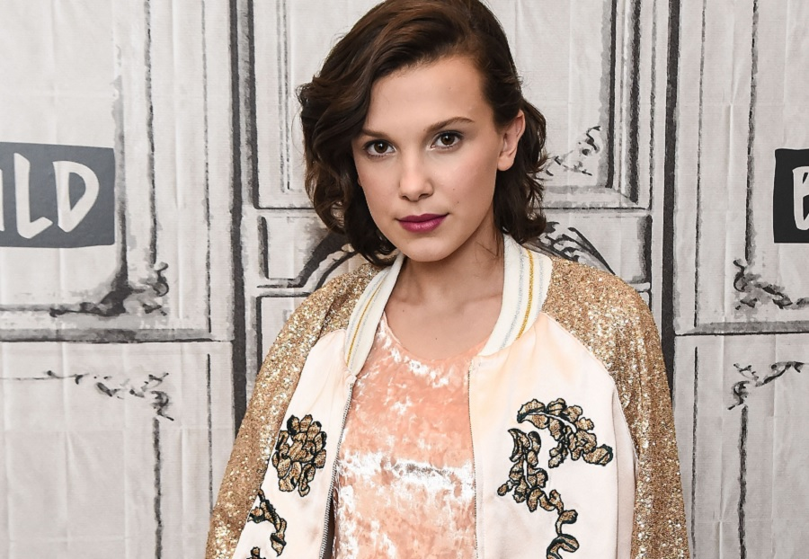 "Millie Bobby Brown will celebrate ""individuality"" with a new Pandora jewelry collection"