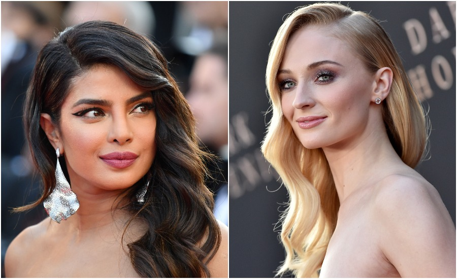 Sophie Turner and Priyanka Chopra just took their Jonas Brothers love to the next level, and we stan