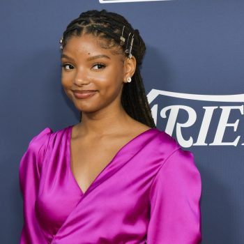 Halle Bailey just responded to <em>The Little Mermaid</em>'s Ariel casting backlash, and she's so badass