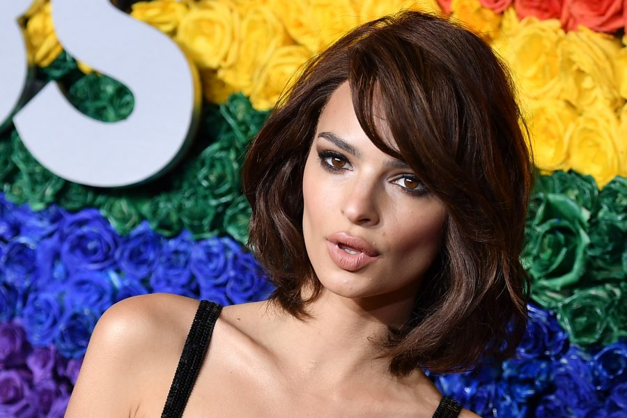 Emily Ratajkowski proudly showed off her armpit hair in a photo shoot, and we stan