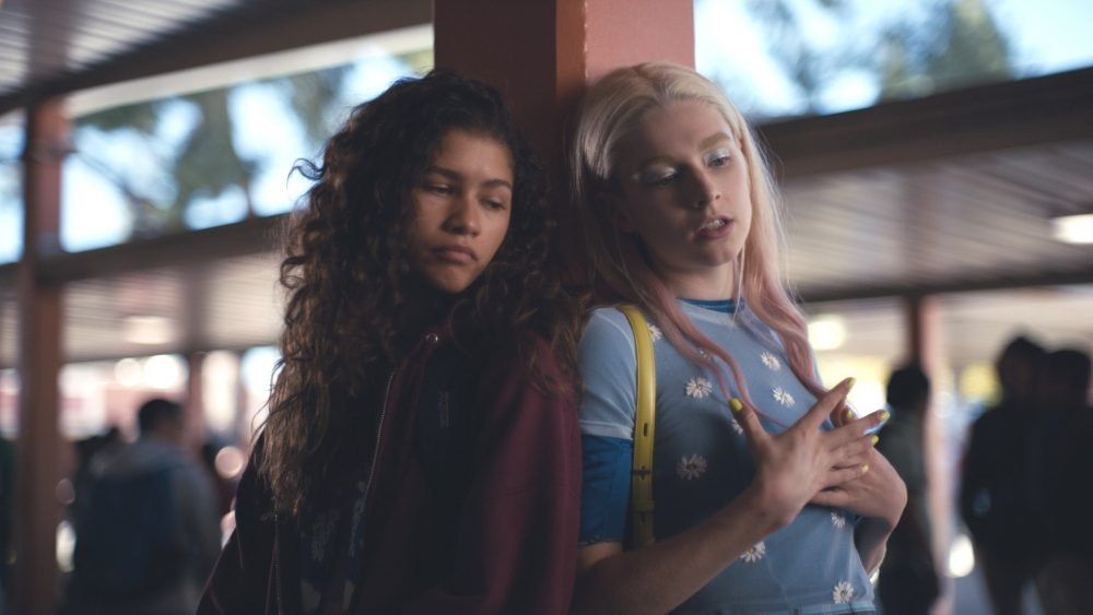 You can buy Rue's iconic hoodie from <em>Euphoria</em>, and fans have so many feelings about its true meaning