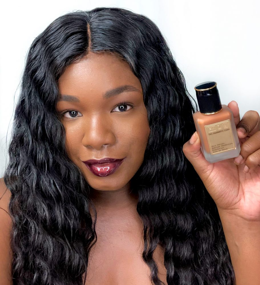 I tried Pat McGrath's new foundation, and it changed my mind about light coverage foundations