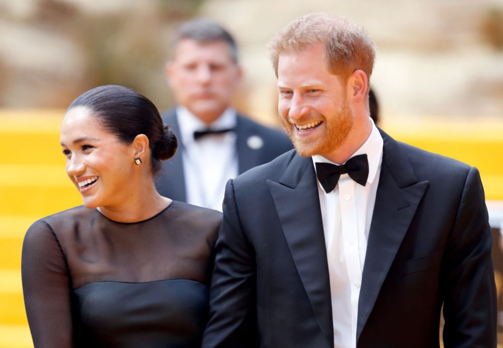 Meghan Markle and Prince Harry just shared new photos from their elephant conservation trip, and they're so beautiful