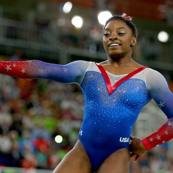 Simone Biles' mom and dad are her parents—end of story
