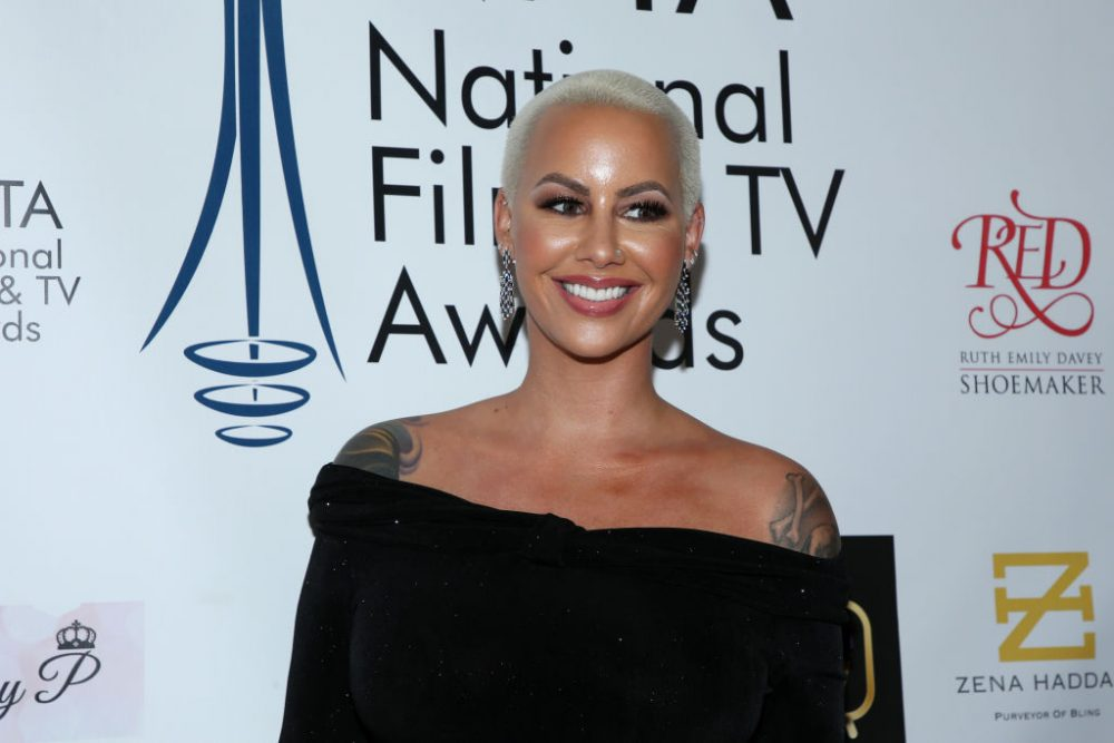 Amber Rose is canceling her annual SlutWalk for this important reason