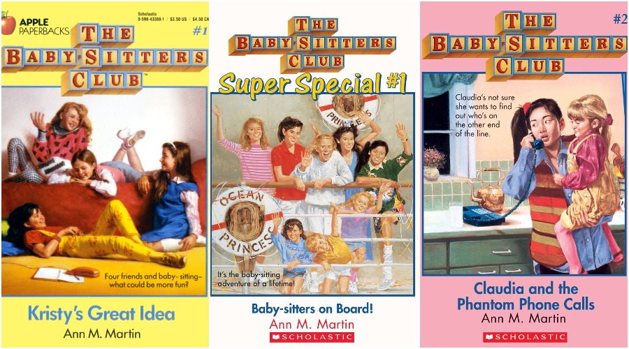 All of the <em>Baby-Sitters Club</em> books are now on Audible, so you can relive elementary school with this celeb narrator