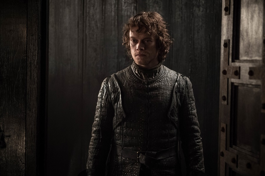Alfie Allen says <em>Game of Thrones</em> creators pranked him with a fake fate for Theon