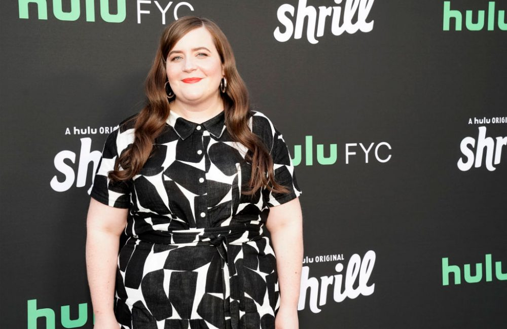 Aidy Bryant is launching a plus-size clothing line, and did <em>Shrill</em> fans manifest this?