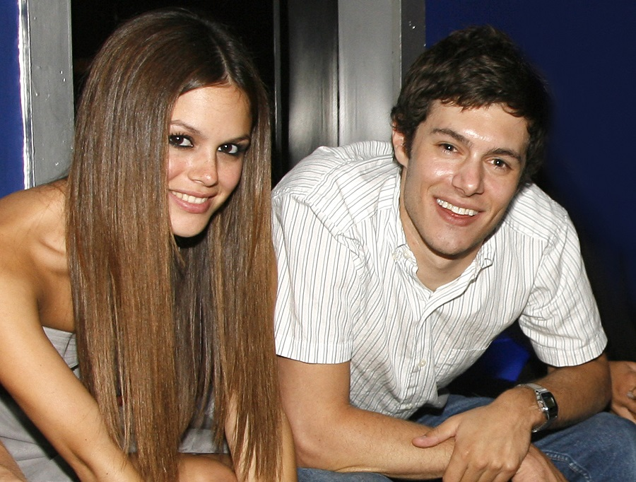 Rachel Bilson and Adam Brody's reunion has us daydreaming of our favorite Seth and Summer moments