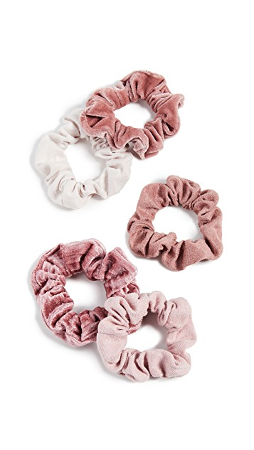 10 scrunchies you need in your life—because they're actually chic (we swear)