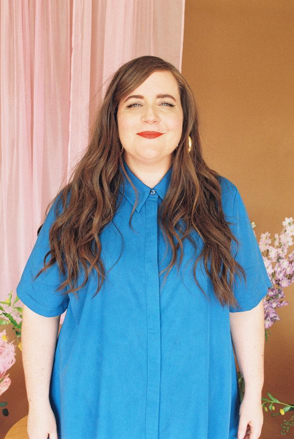 Aidy Bryant is launching a plus-size clothing line, and did Shrill fans manifest this?