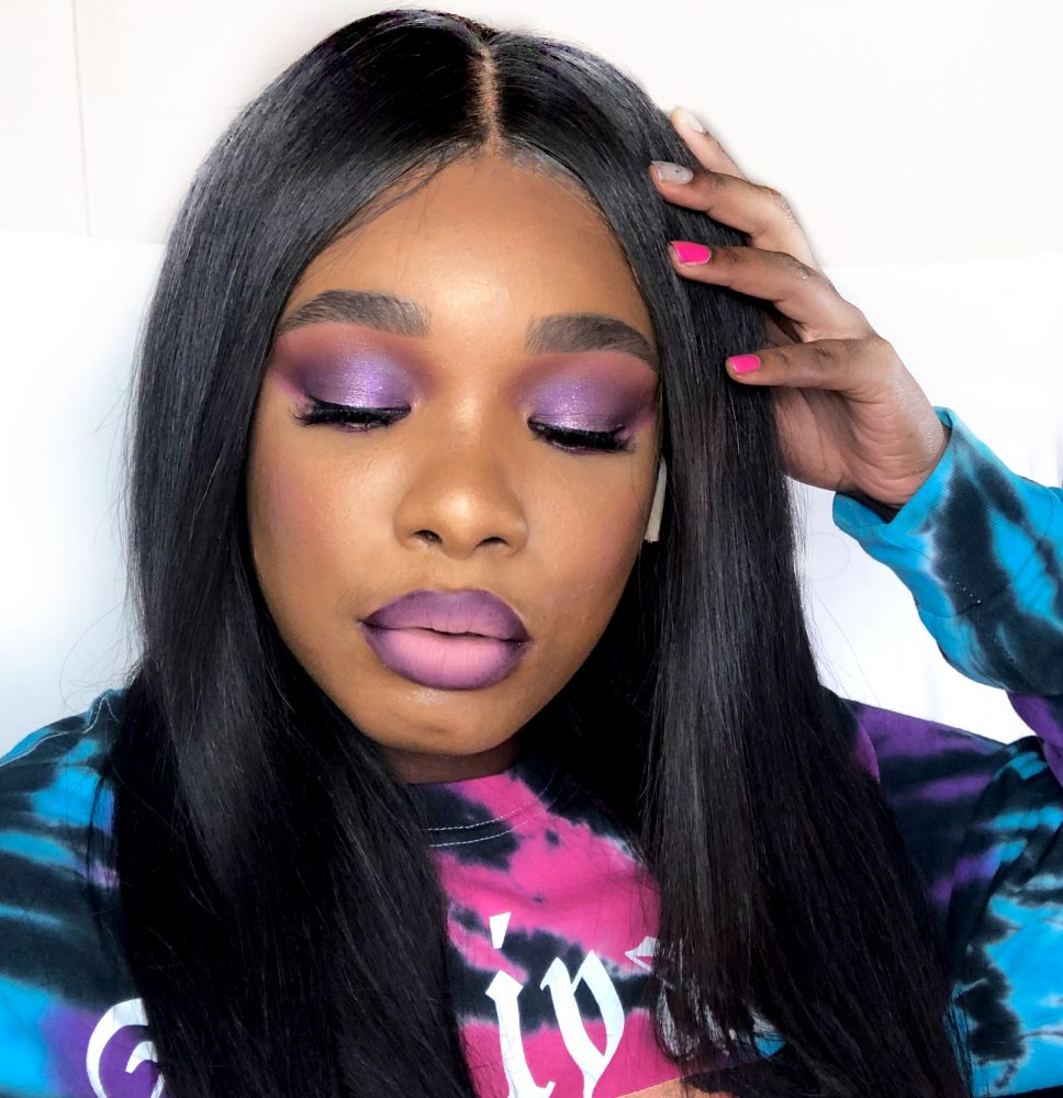 "I tried the Anastasia Beverly Hills x Jackie Aina palette, and it has left me ""shookington"""