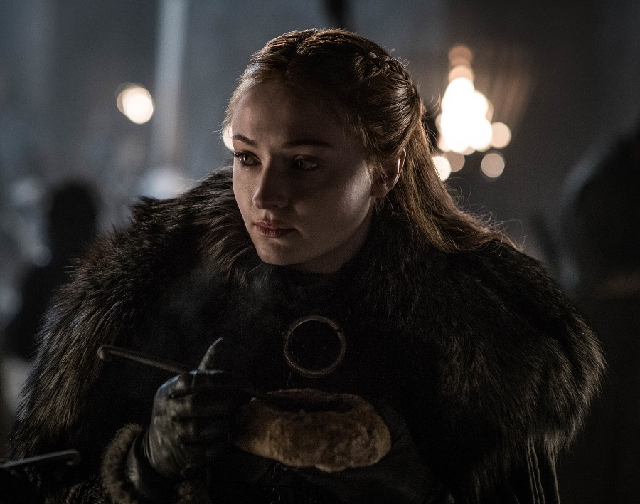 Sophie Turner's dream ending for <em>Game of Thrones</em> is basically exactly what we wanted, too
