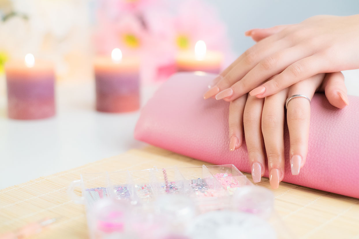 This $3 product is the only thing that keeps my nails from breaking