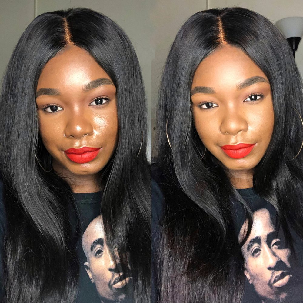 I tried Fenty's new hydrating foundation, and here's how it looked on my very oily skin