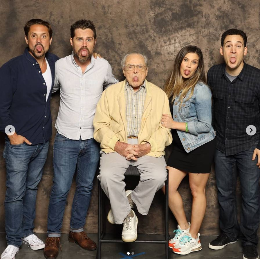 """The Boy Meets World cast reunited, and the pics will make you yell """"Feeny!"""""""
